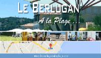 Le Berlugan à la plage, belle saison en vue et nouveau site web signé WebSamba MC