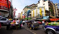 Une fête foraine débarque à Bangkok !