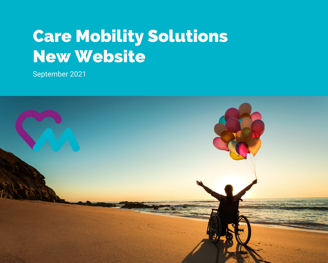 Care Mobility Solutions Announces Release of New Website