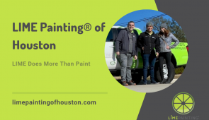 LIME Painting® launches a new franchise in Houston, TX