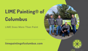 LIME Painting® launches a new franchise in Ohio