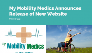 My Mobility Medics Announces Release of New Website