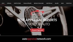 Rave Reviews Welcome Auto Appraisal Network's New Website Powered By SeoSamba