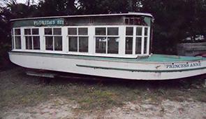 USCG Captain Seeks Kickstarter Support For Restoring An Historical 1930s Boat: Princess Ann