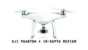 DJI Has Introduced Their New Phantom 4 Device