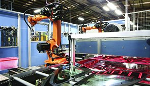 Heraeus Infra-Red Heating System Helps in The Manufacture of Auto Glass