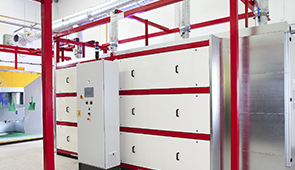 Heraeus Installs First Gas Catalytic Infra-Red Oven in the UK at its Neston Applications Centre