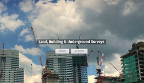 Laser Surveys have launched a new website for land, building, underground surveys & BIM services.