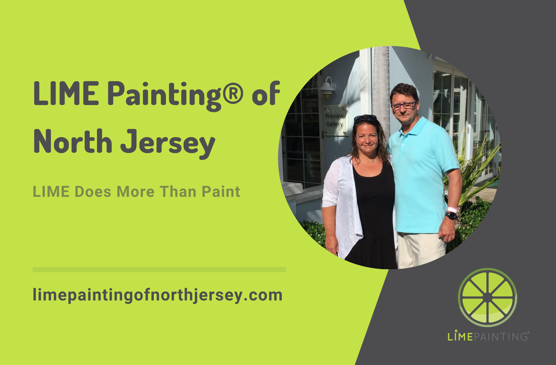LIME Painting® launches a new franchise in Northern New Jersey