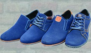 LuckLine Now Offers Wholesale High Quality Shoes in Ukraine