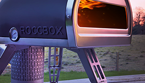 Roccbox: The world's first portable stone bake oven smashes it's crowd funding target!
